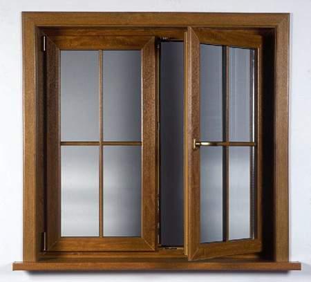 image چکار کنیم پنجره های قدیمی در داخل خانه شیک و زیبا دیده شوند