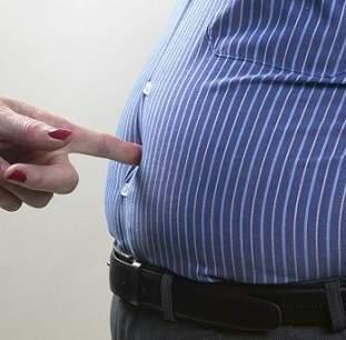 image, چرا من فقط از قسمت شکم و پهلو چاق می شوم
