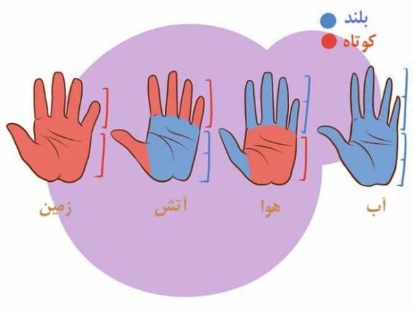 image بهترین آموزش تصویری پیش بینی زندگی و آینده با خطوط کف دست