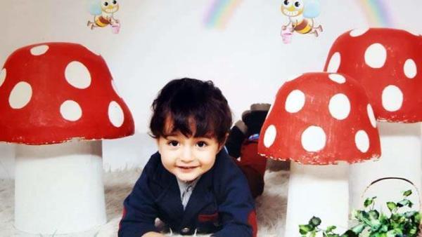image عکس های با کیفیت از پسر بچه خوشگل و بامزه ایرانی