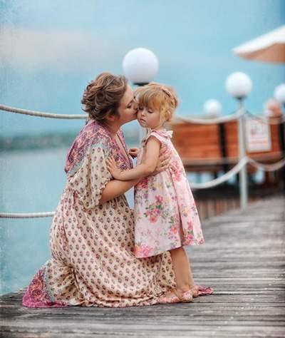 image متنی زیبا و خواندنی درباره محبت های بی دریغ مادران