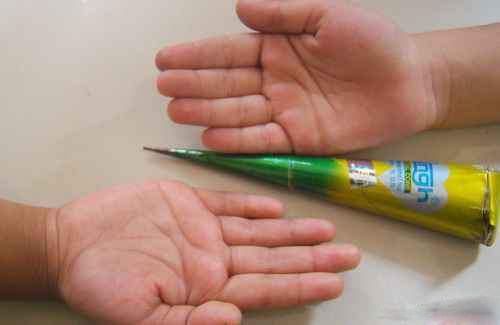 image, طرح های زیبا همراه با آموزش طراحی با حنا روی دست