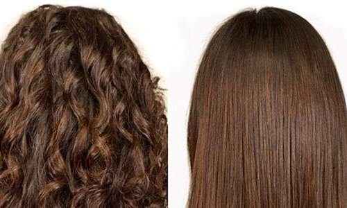 image, عوارض تکان دهنده کراتینه و صاف کردن مو در خانم ها