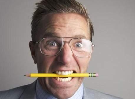 image با یک مداد سردردهای خود را تسکین دهید