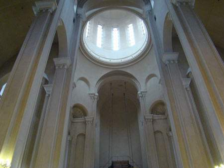 image تصاویر بسیار زیبا از کلیسای جامع تثلیث گرجستان