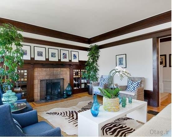 عکس, چه مدل  گل و گلدان برای آپارتمان ها مناسب است