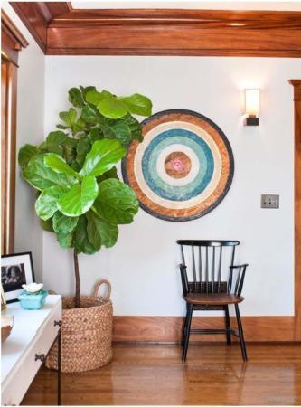 image چه مدل  گل و گلدان برای آپارتمان ها مناسب است