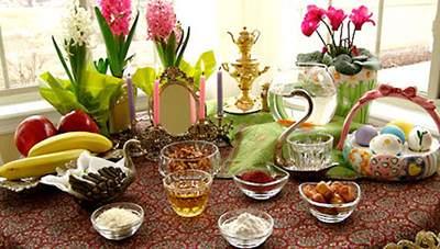 image عکس هفت سین های زیبا و مدل سنتی برای شب عید