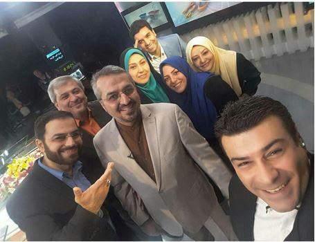 image, عکس دیدنی و دسته جمعی مجریان شبکه خبر