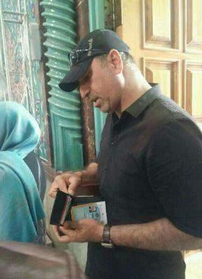 image, عکس های زیبای هنرمندان مروف پای صندوق های رای