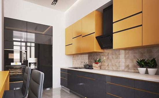 image چطور از رنگ زرد در چیدمان و رنگ آمیزی خانه استفاده کینم