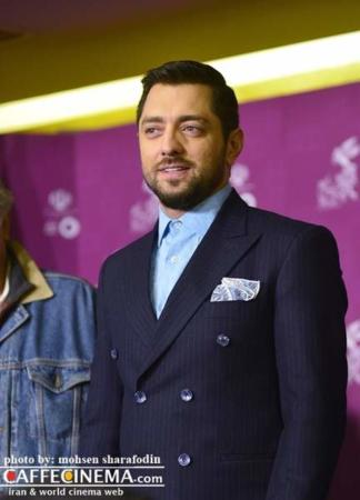 image مدل لباس های شیک آقایان هنرپیشه در جشنواره فجر