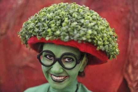 image, آرایش و کلاه دیدنی شرکت کنندگان روز پاتریک ایرلند