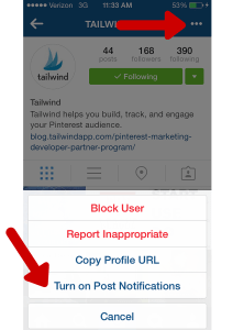 image, چطور در اینستاگرام بفهمیم فرد مورد نظر پست جدید گذاشته یا نه