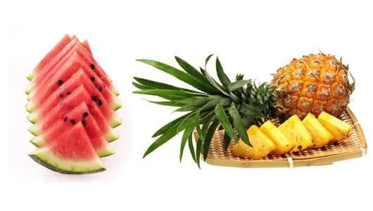 image میوه های مفید برای از بین اثرات منفی استرس روی بدن