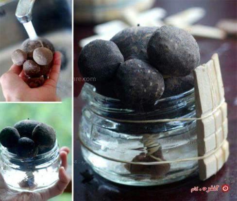 image, آموزش کاشت و درست کردن سبزه عید شکل عروسک بامزه