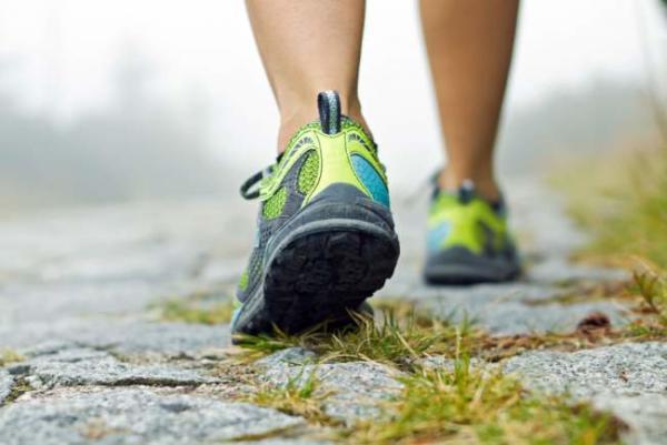 image آموزش بهترین روش پیاده روی برای لاغری سریع