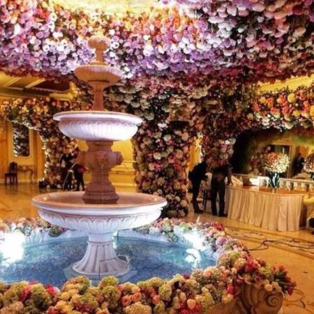 image, عکس های دیدنی پرخرج ترین عروسی در جهان