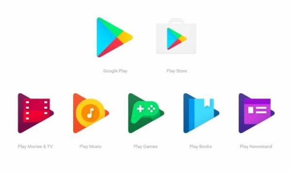 image طراحی جدید اپلیکیشن گوگل پلی همراه با عکس
