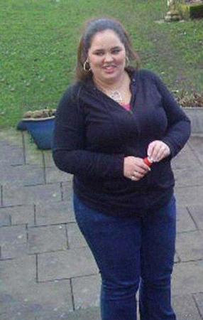 image, عکس یک خانم چاق بعد از لاغری و رژیم گرفتن