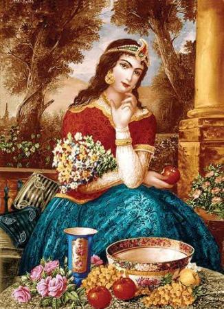 image فهرست کامل اسامی زیبای ایرانی پسر و دختر با معنی حرف ح