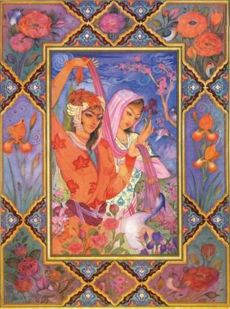 image, فهرست کامل اسامی زیبای ایرانی پسر و دختر با معنی حرف ل