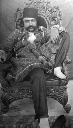 image, عکس دیدنی از ناصرالدین شاه که هیج جای دیگر ندیده اید