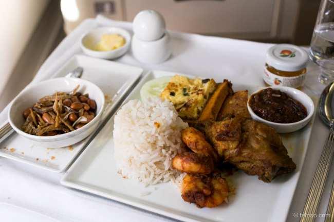 image چرا غذاهایی که در هواپیما میخوریم مزه خاصی دارند