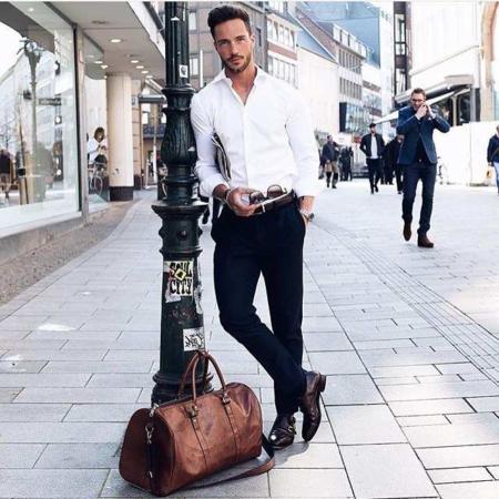 image, مدل های شیک بهاری و تابستانی نحوه لباس پوشیدن آقایان