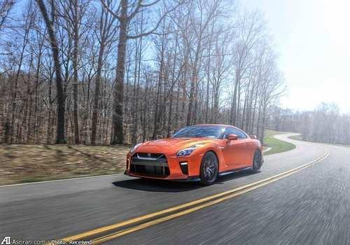 image عکس های دیدنی از نیسان GT-R مدل  ساخت ژاپن