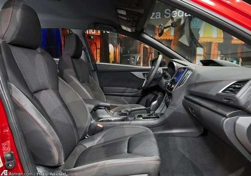 image, تصاویر دیدنی سوبارو Impreza مدل ۲۰۱۷ ساخت ژاپن