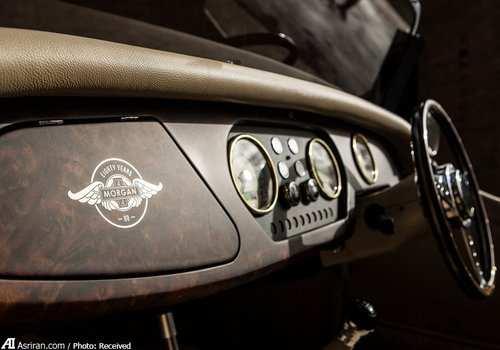 image, عکس های دیدنی ماشین مورگان ۴-۴ مدل ۲۰۱۶ ساخت بریتانیا