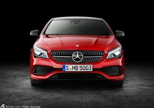 image, تصاویر دیدنی مرسدس بنز CLA مدل ۲۰۱۷ ساخت آلمان