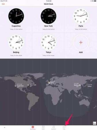 image در آیفون چطور می شود مشخص کرد آهنگ چه مدتی پخش شود