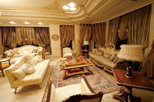 image گزارش تصویری از شیک ترین خانه در شهر تهران