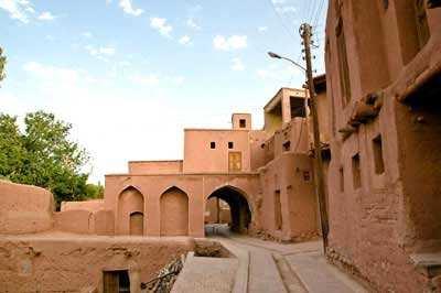 image گزارش تصویری از ابیانه روستای بسیار زیبا