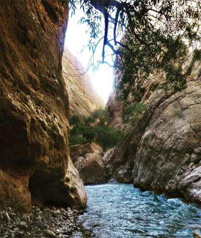 image گزارش تصویری با توضیحات از دره زیبای نی گا لرستان