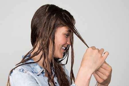 image توصیه هایی مفید برای داشتن موهای زیبا تا سن پیری