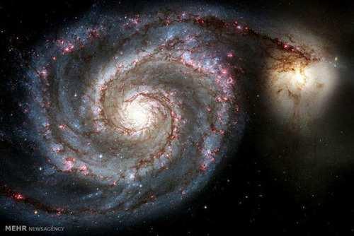 image, زیباترین عکس های گرفته شده از عمق فضا و کهکشان ها