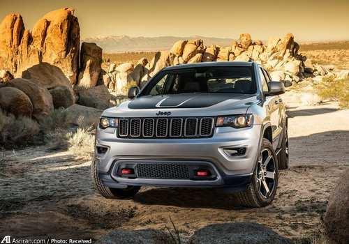 image, تصاویر جیپ Grand Cherokee مدل ۲۰۱۷ ساخت آمریکا