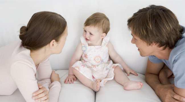 image, شوهر من علاقه ای به بچه ندارد باید چکار کنم