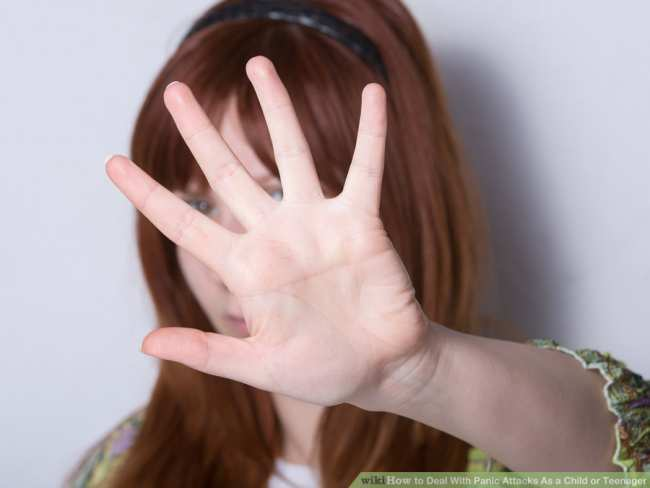 image, چطور وقتی با ترس ناگهانی روبرو می شوم خودم را کنترل کنم
