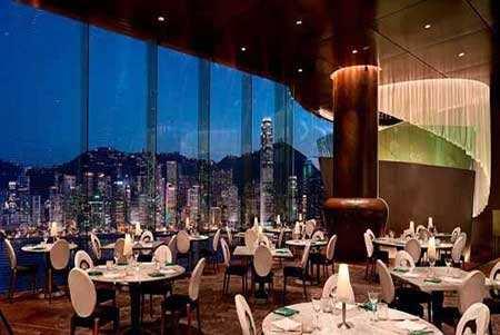 image گزارش تصویری از شیک ترین رستوران های جهان با توضیحات