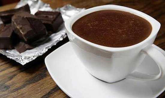 image چطور در خانه مثل کافی شاپ شکلات داغ درست کنیم