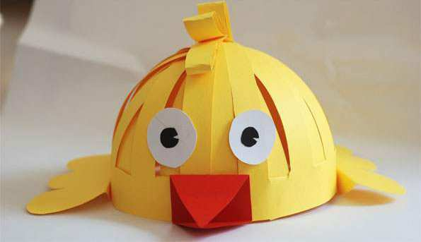 image آموزش ساخت کلاه زیبای بچگانه برای مهمانی تولد