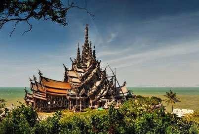 image جاهای دیدنی تایلند با عکس و توضیحات