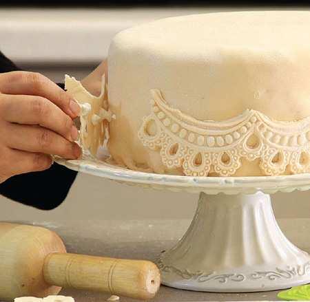image, آموزش پخت کیک شیک و مجلسی در خانه با عکس