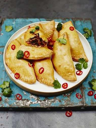 image طرز تهیه پیراشکی گوشت برای عصرانه بچه ها