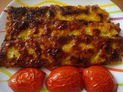 image, طرز تهیه کباب کوبیده مرغ بدون فر و گاز بزرگ