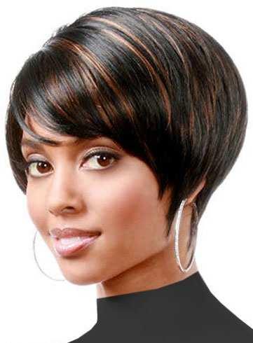 image راهنمای تصویری انتخاب مدل مو برای صورت های کشیده